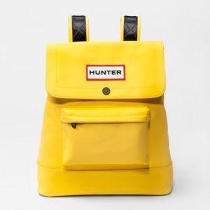Large Yellow Hunter x Target limited Edition Bag